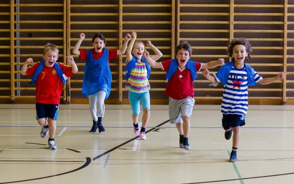 Neue Kindersportangebote beim ASC